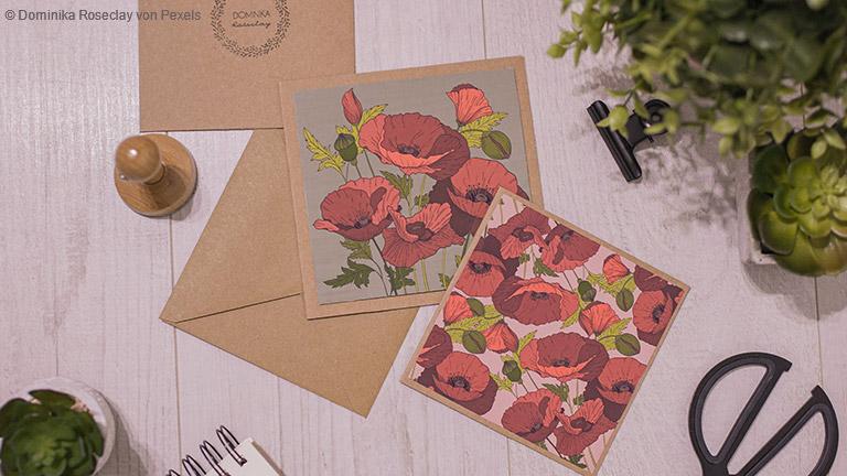 Einladungen selbst gestalten – Karten für den Familiengeburtstag