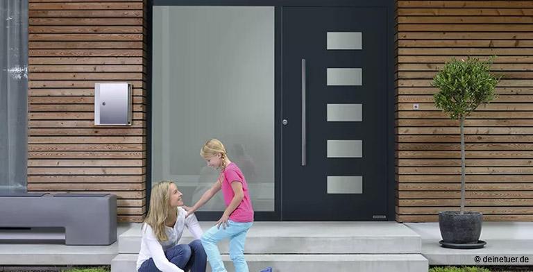 Durch Neubau und Renovierung können direkt einbruchhemmende Türen und Fenster eingeplant werden