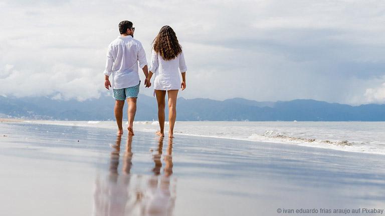 Die Top-5-Reiseziele für Ihren Paarurlaub an Strand und Meer