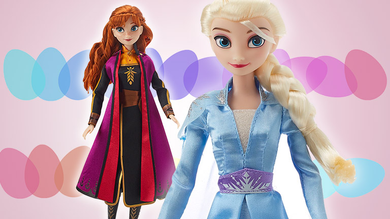 auf shopDisney gibt es exklusive Ostergeschenke für große und kleine Disney Fans