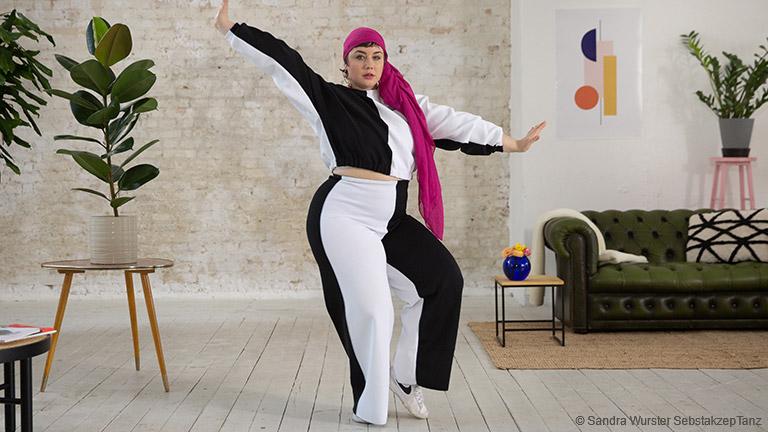 Mit Tanz zu mehr Selbstliebe