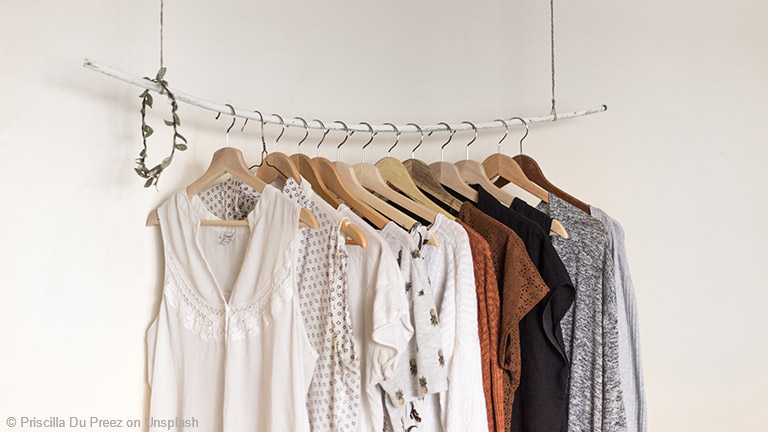 Woran erkennt man faire Kleidung?
