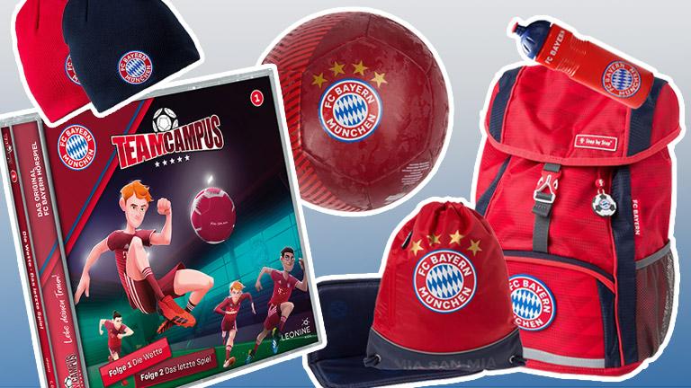FC Bayern – Team Campus